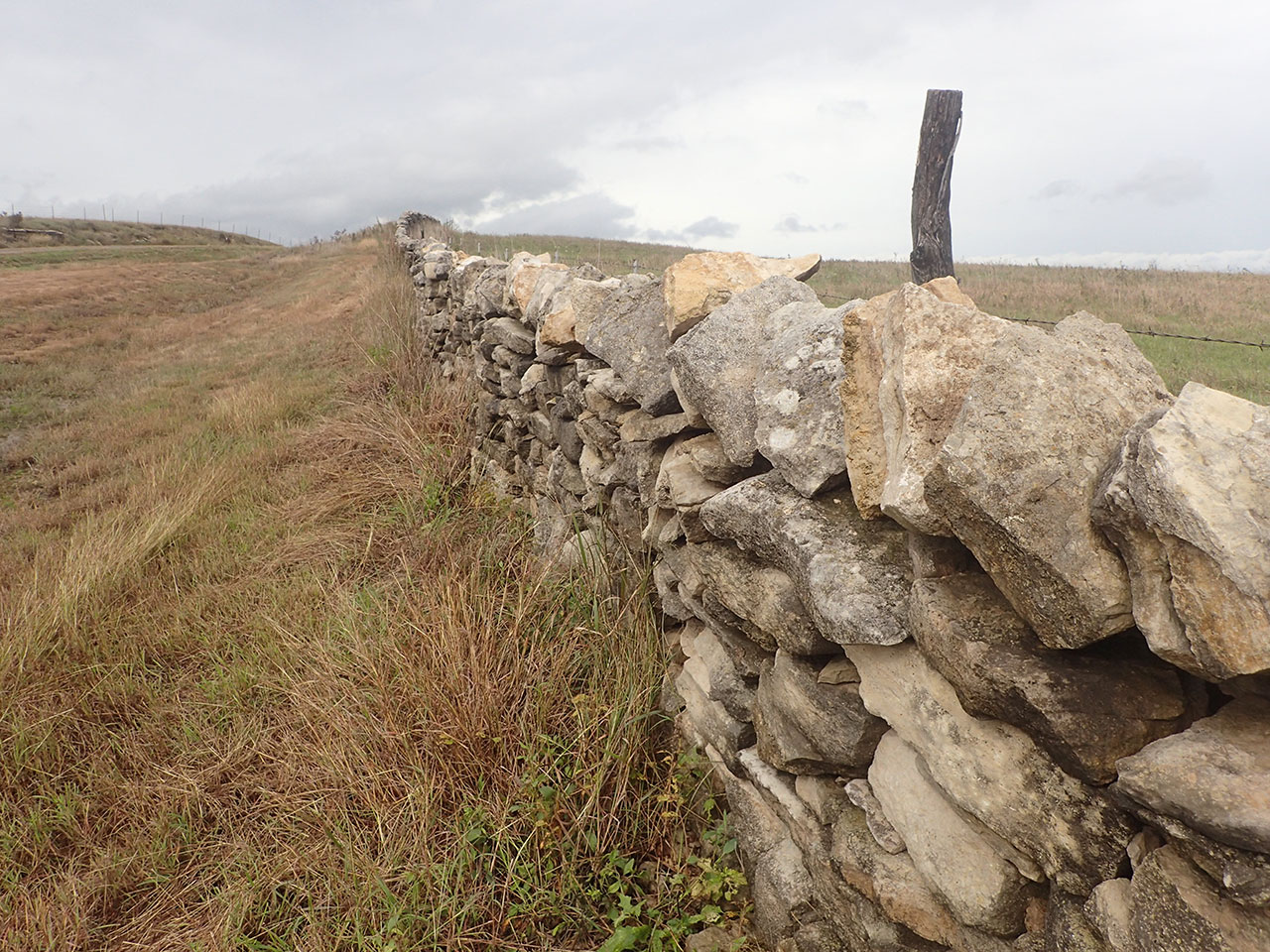 Kansas Wall - Andy Goldsworthy
